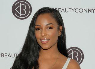 LaToya Ali at the Beautycon Festival NYC