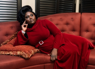 Danielle Brooks As Mahalia Jackson