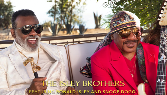 "The Isley Brothers Release Video For ""Friends And Family"" Ft. Snoop Dogg 