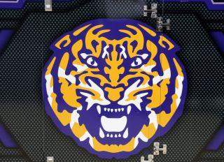 LSU at Mississippi State Logo