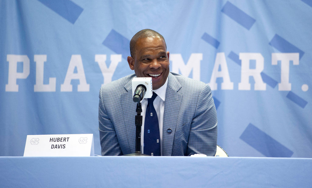 North Carolina Announces Head Coach Hubert Davis
