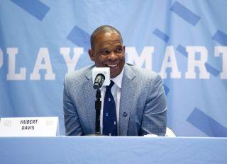 North Carolina Announces Head Coach Hubert Davis