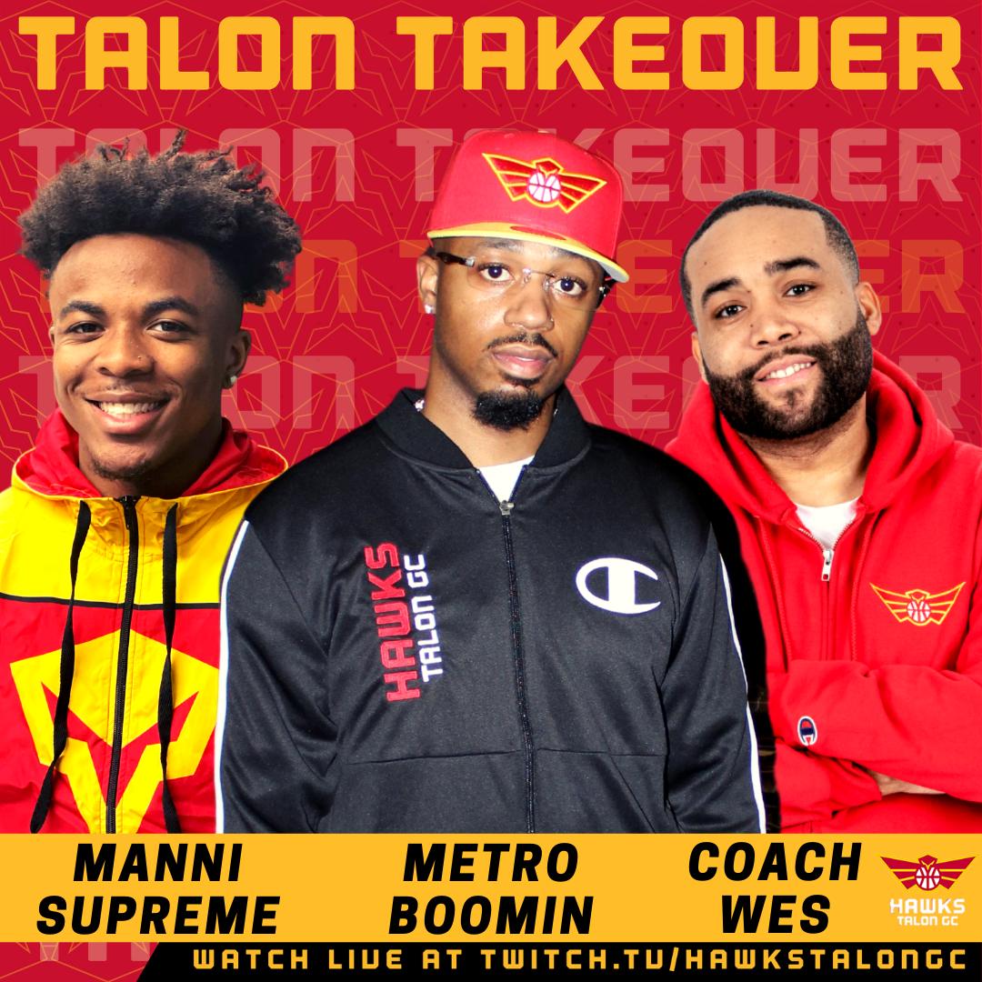Hawks GC Talon Takeover