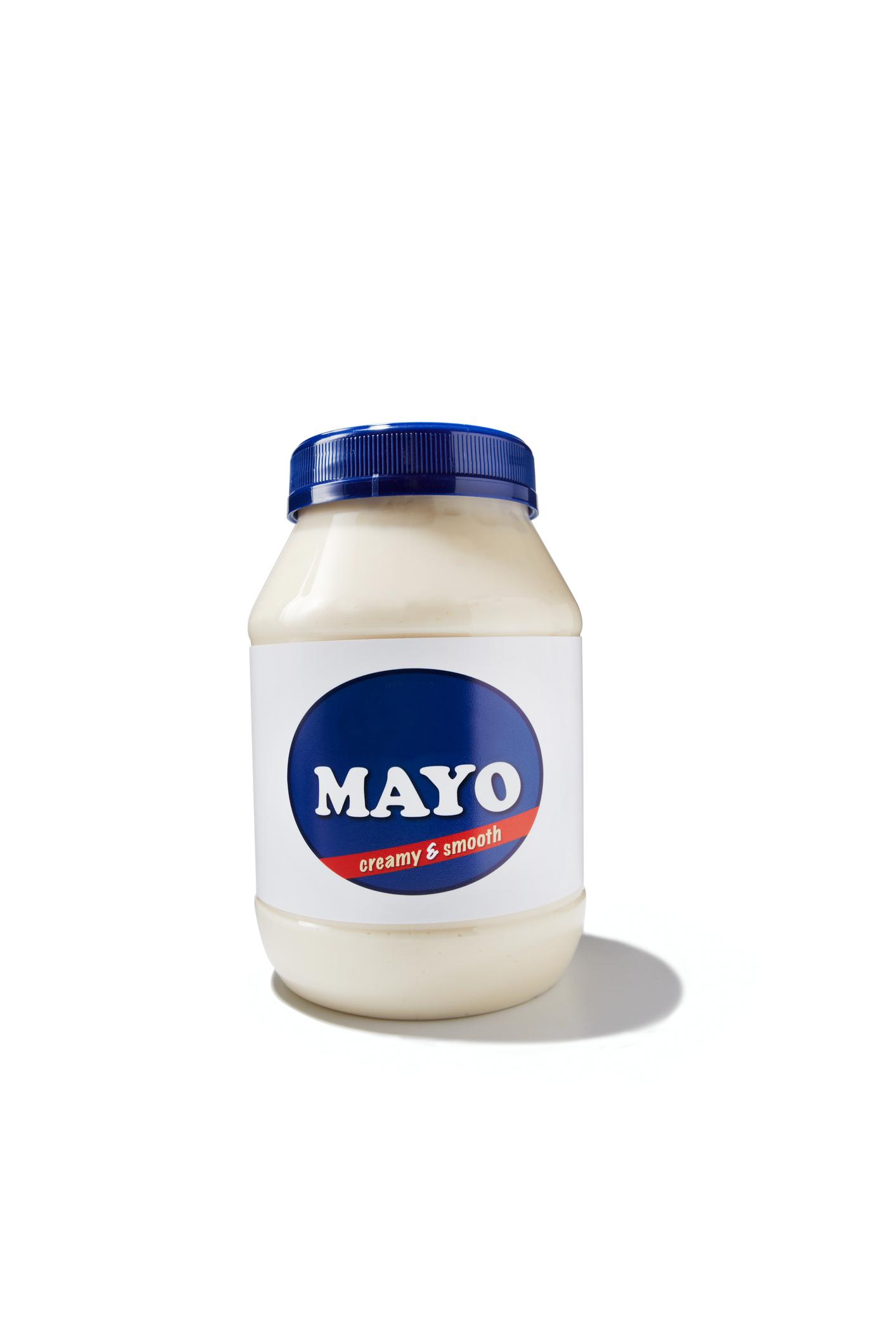 Jar of Mayo