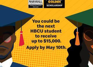 McDonald's Scholarship Advertisement