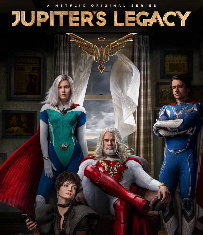 Jupiter's Legacy assets