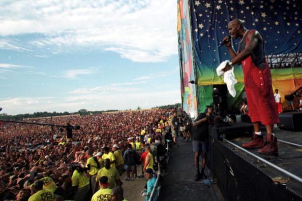 Woodstock '99 in Saugerties, New York