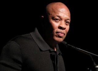 Dr. Dre at the GRAMMY Awards