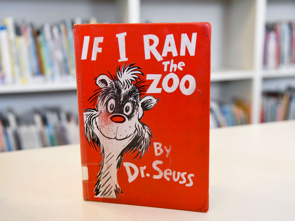 Dr. Suess Books At Pennsylvania Libraries After Decision To Stop Publishing Select Titles Because Of Hurtful Portrayals