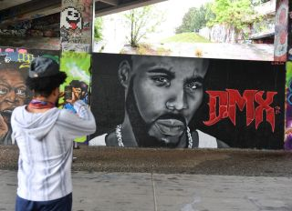 Rapper DMX Remembered With Atlanta Mural