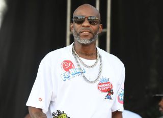 DMX at the 10th Annual ONE Musicfest