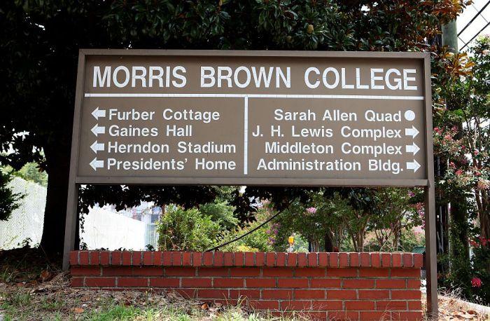 Morris Brown