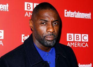 "Idris Elba at BC America's ""Luther"" Screening"