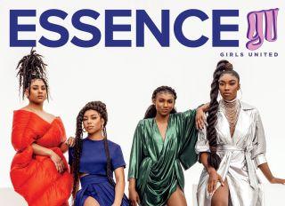 ESSENCE Girls United Cover