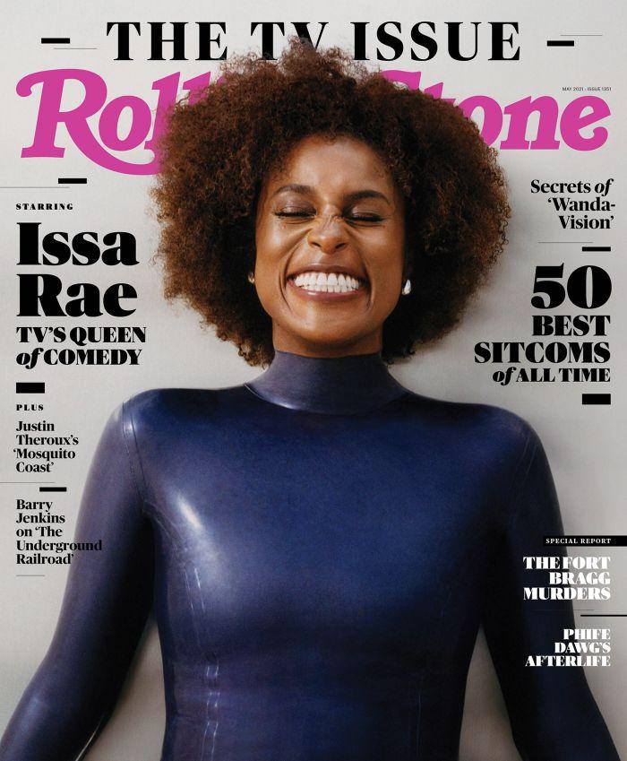 Issa Rae x Rolling Stone