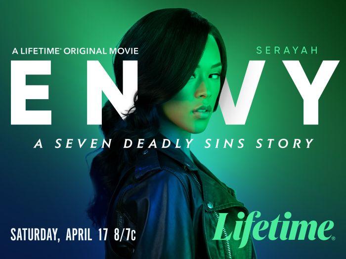 Lifetime ENVY: A Seven Deadly Sins