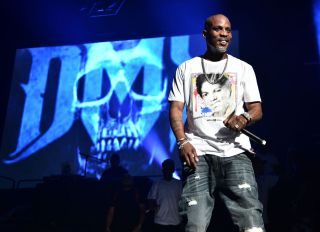 DMX performs at the Masters Of Ceremony 2019