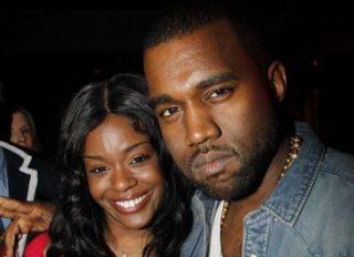 Kanye West and Azealia Banks