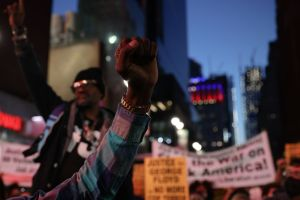 Hundreds take streets in NYC after Derek Chauvin verdict