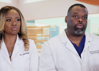 Married To Medicine Dr. Heavenly