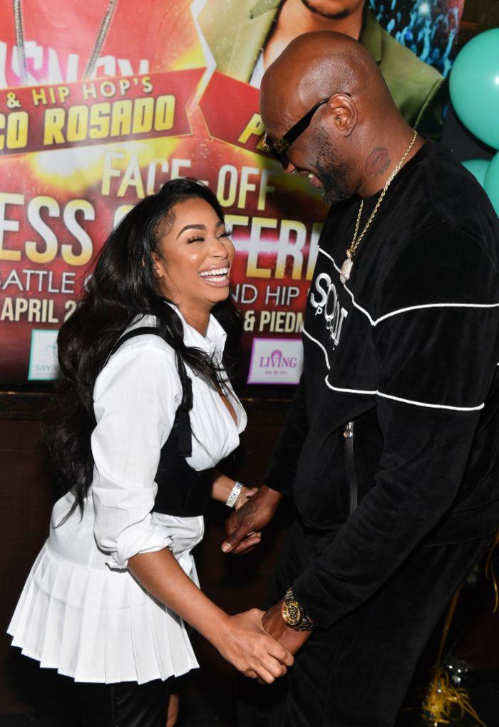 Celebrity Boxing Press Conference: Battle of Love & Hip Hop
