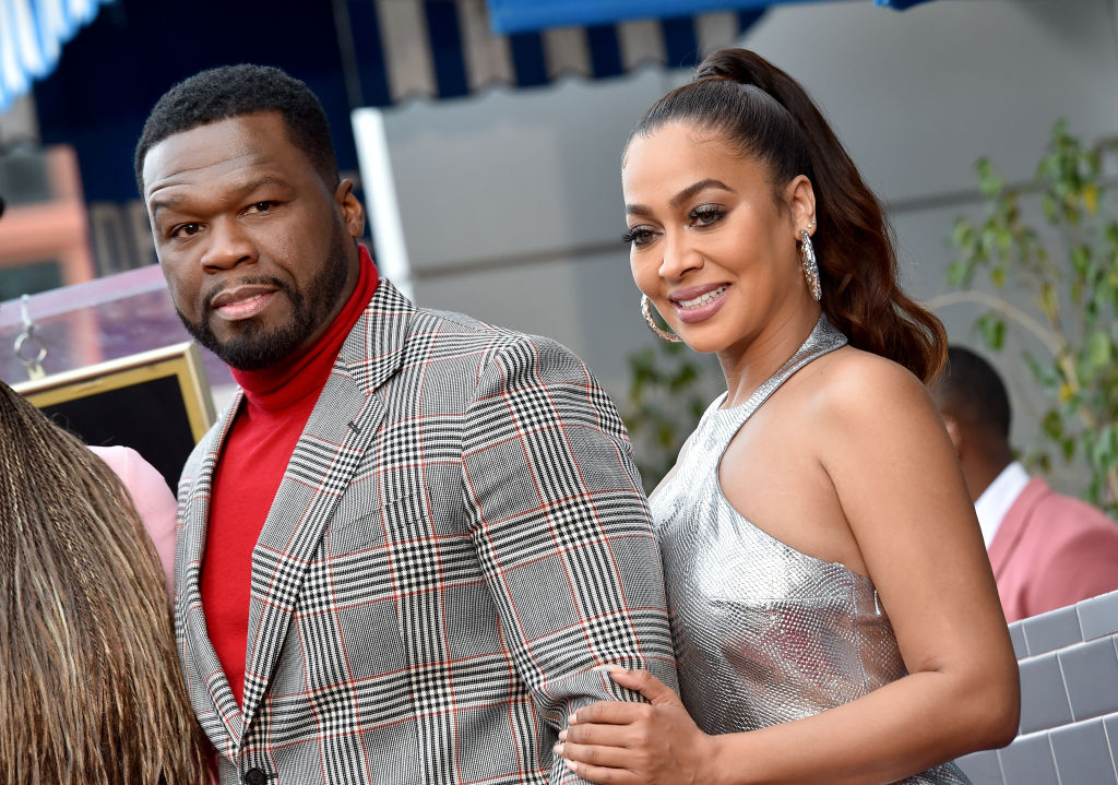 """Curtis """"50 Cent"""" Jackson Is Honored With A Star On The Hollywood Walk Of Fame"""