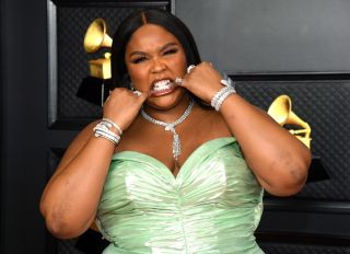 Lizzo attends the 63rd Annual GRAMMY Awards