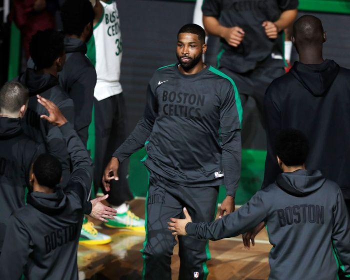 Brooklyn Nets v Boston Celtics