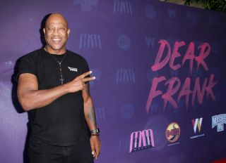 """Tommy Lister at the """"Dear Frank"""" LA Premiere"""