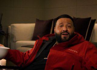 DJ Khaled at the MTV EMA 2020