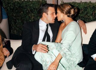 Ben Affleck, Jennifer Lopez 'Vanity Fair' Oscars Party Morton's , Beverly Hills, CA March 23, 2003