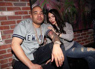 DJ Envy and Gia Casey