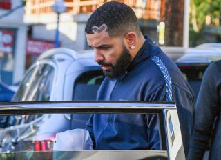 Drake spotted in Los Angeles
