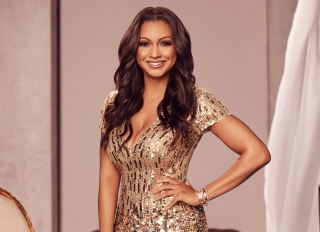 Eboni K. Williams on The Real Housewives of New York City - Season 13