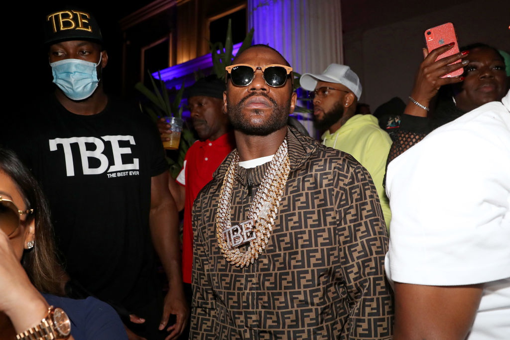 Floyd Mayweather Futuristic 44th Birthday Extravaganza - Private Mansion Party