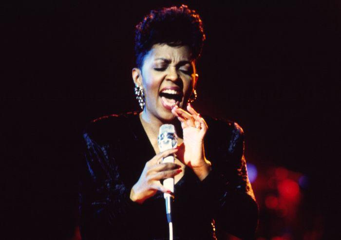 Anita Baker Performs At Radio City