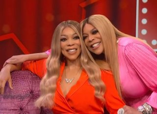 Wendy Williams Wax Figure