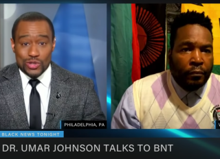 Marc Lamont Hill interviews Dr. Umar Johnson