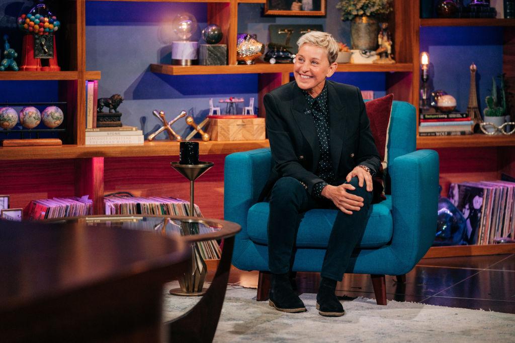 WELP: Ellen DeGeneres Will End Her Daytime Talk Show In 2022