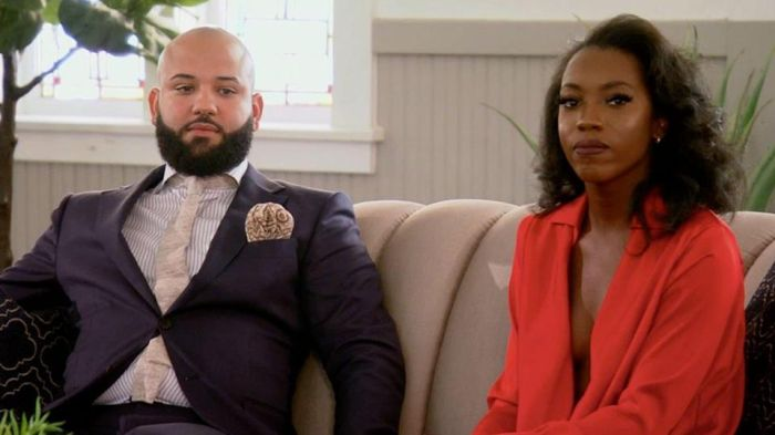 Briana and Vincent MAFS decision day