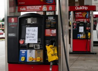 U.S. Gasoline Prices Rise Above $3/Gallon First Time Since 2014