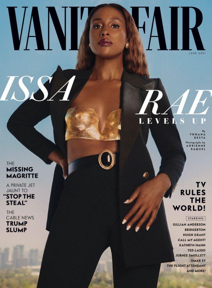 Issa Rae June 2021 Vanity Fair Cover Story