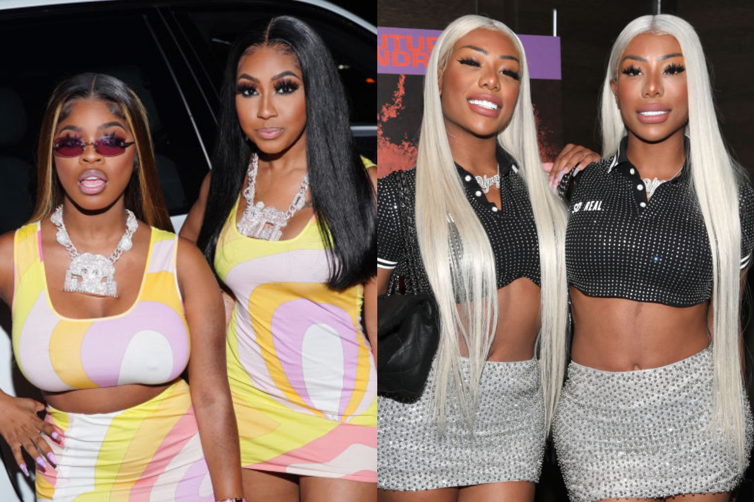 The Clermont Twins, The City Girls