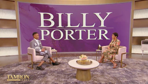 Billy Porter x Tamron Hall