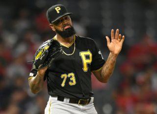 Filipe Vazquez of the Pittsburgh Pirates