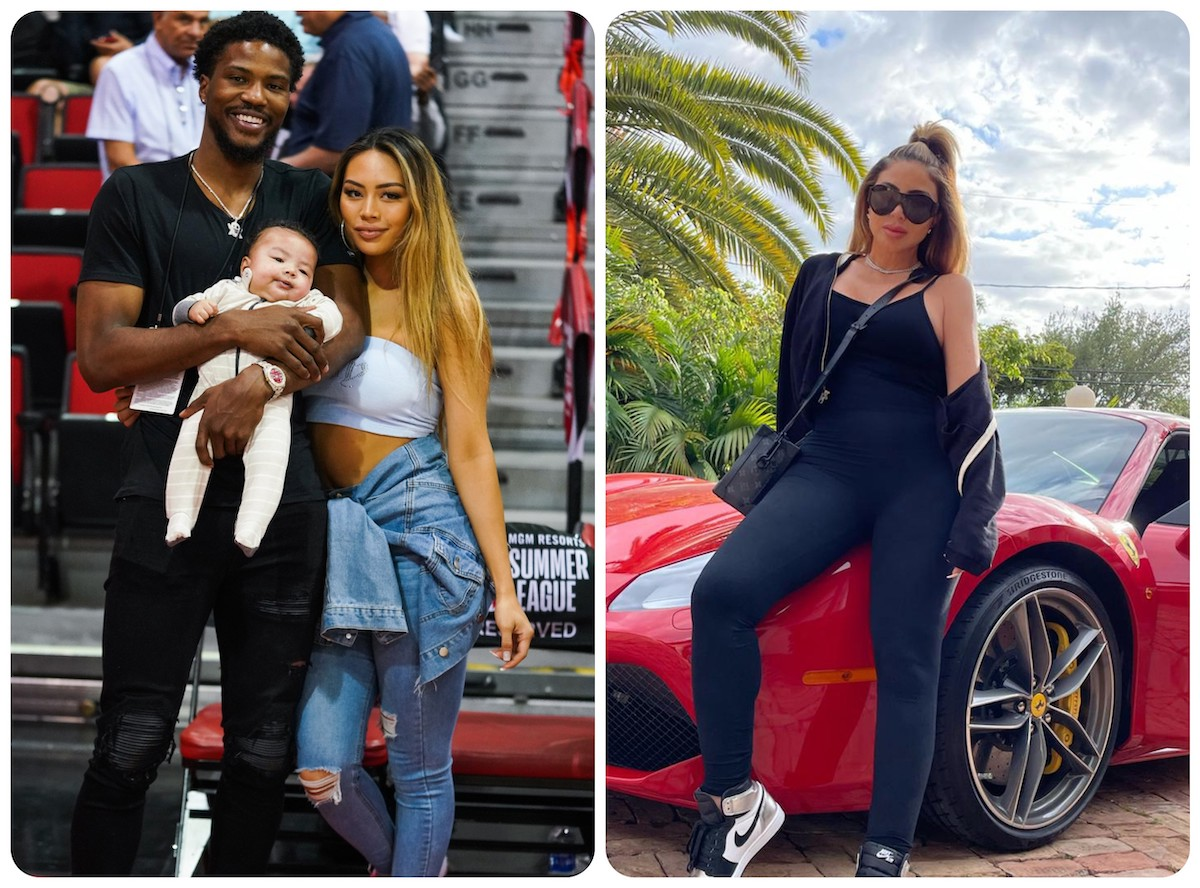 Larsa Pippen Puts Kanye West On Blast, Claims She Had To
