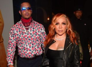 """T.I. and Tiny at the """"LIBRA"""" Album Release Party Hosted By T.I."""