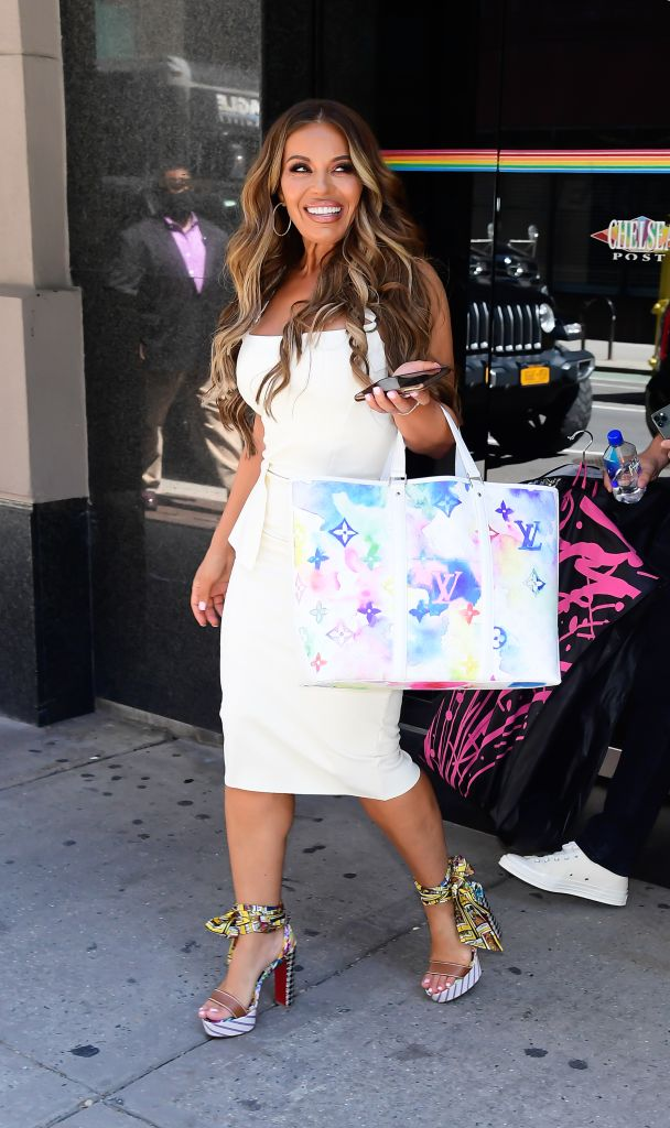 Celebrity Sightings In New York City - May 27, 2021