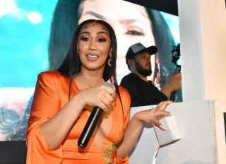 "Queen Naija ""Missunderstood"" Album Listening Event"