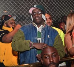 Lil Yachty at the Onyx Grand Opening